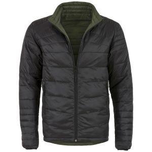 Highlander Reversible Insulated Jacket Black/Olive