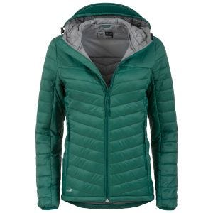 Highlander Womens Lewis Insulated Jacket Forest Green