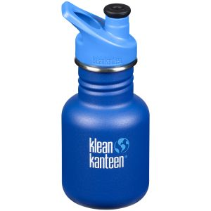 Klean Kanteen Kid Sport 355ml Bottle Sport Cap Surfs Up
