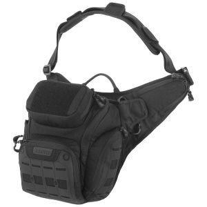 Maxpedition Wolfspur V2.0 Crossbody Shoulder Bag 11L Black