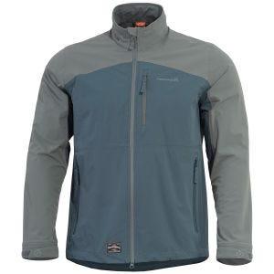 Pentagon Elite Light Softshell Jacket Charcoal Blue
