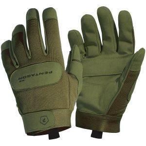Pentagon Duty Mechanic Gloves Olive