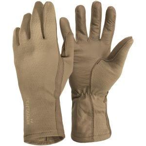 Pentagon Long Cuff Pilot Gloves Coyote
