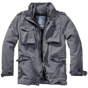 Brandit M-65 Giant Jacket Charcoal Grey