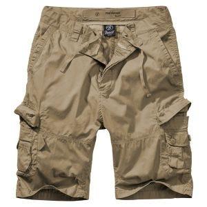 Brandit Ty Shorts Camel