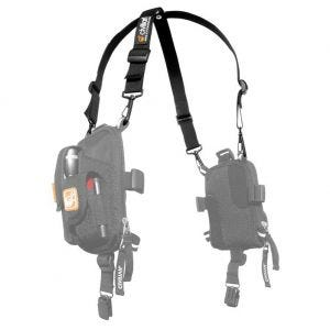 Civilian Covert LT Basic Webbing Harness Black
