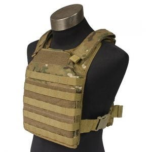 Flyye Fast Attack Plate Carrier GEN 1 MOLLE MultiCam