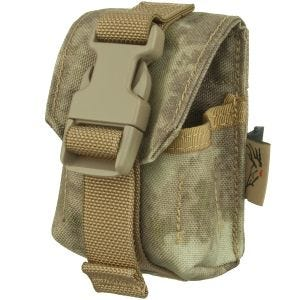 Flyye Single Fragmentation Grenade Pouch A-TACS AU