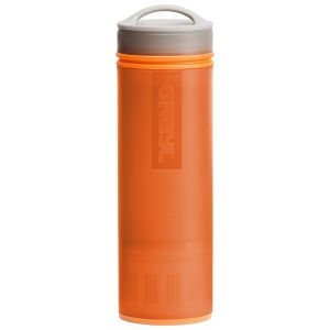 GRAYL Ultralight Water Purifier Bottle + Filter Orange