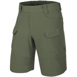 """Helikon Outdoor Tactical Shorts 11"""" VersaStretch Lite Olive Drab"""