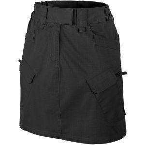 Helikon Women's Urban Tactical Skirt Ripstop Black