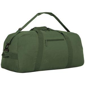 Highlander Cargo Bag 100L Olive Green