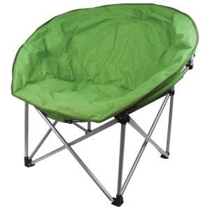 Highlander Deluxe Moon Chair Green