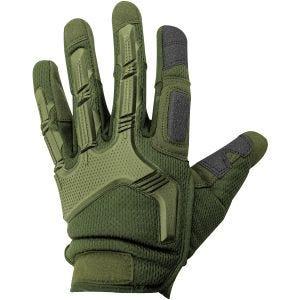 Highlander Raptor Gloves Olive Green