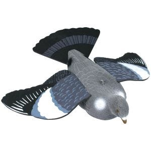 Jack Pyke Flying Pigeon Decoy