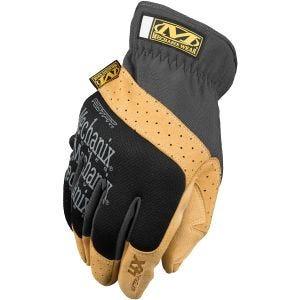 Mechanix Wear FastFit Material4X Gloves Black / Tan