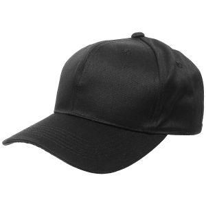 MFH Baseball Cap Black