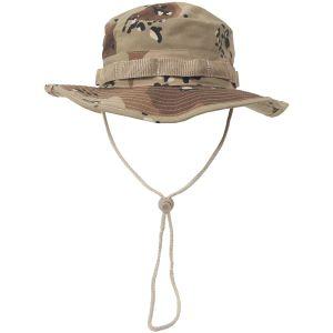 GI Ripstop Bush Hat 6-Desert