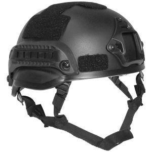"MFH US Helmet ""MICH 2002"" Black"