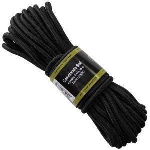 MFH Rope 9mm Black