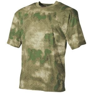 MFH T-shirt HDT Camo FG
