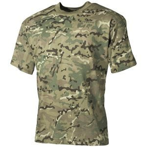 MFH T-shirt Operation Camo