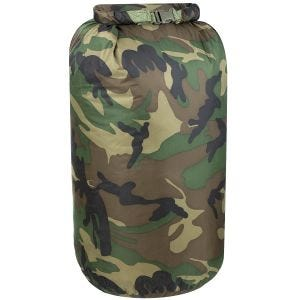 MFH Large Waterproof Duffle Bag Woodland