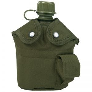Mil-Tec US Style Canteen and Cup Olive