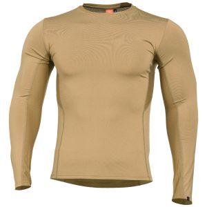 Pentagon Apollo Tac Fresh Activity Shirt Coyote