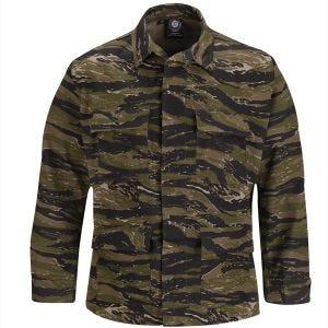 Propper Uniform BDU Coat Polycotton Ripstop Asian Tiger Stripe