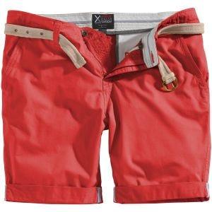 Surplus Chino Shorts Red