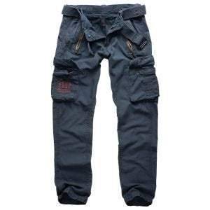 Surplus Royal Traveler Slimmy Trousers Royal Blue