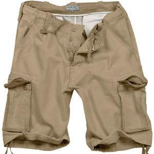 Surplus Vintage Shorts Washed Beige