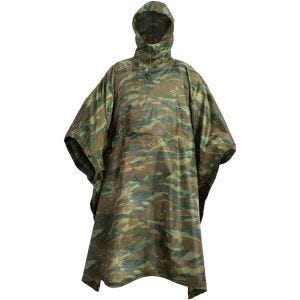 TAC MAVEN Thunder Poncho Greek Lizard