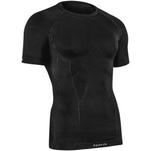 Tervel Comfortline Shirt Short Sleeve Black