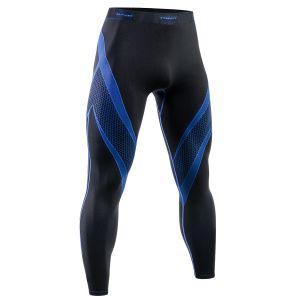 Tervel Optiline Running Leggings Black/Blue