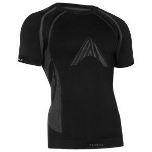 Tervel Optiline MOD-02 Shirt Short Sleeve Black/Grey