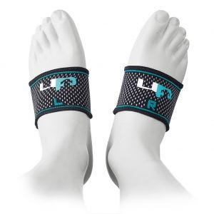 Ultimate Performance Elastic Arch Supports Black