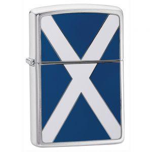Zippo Scottish Flag Lighter