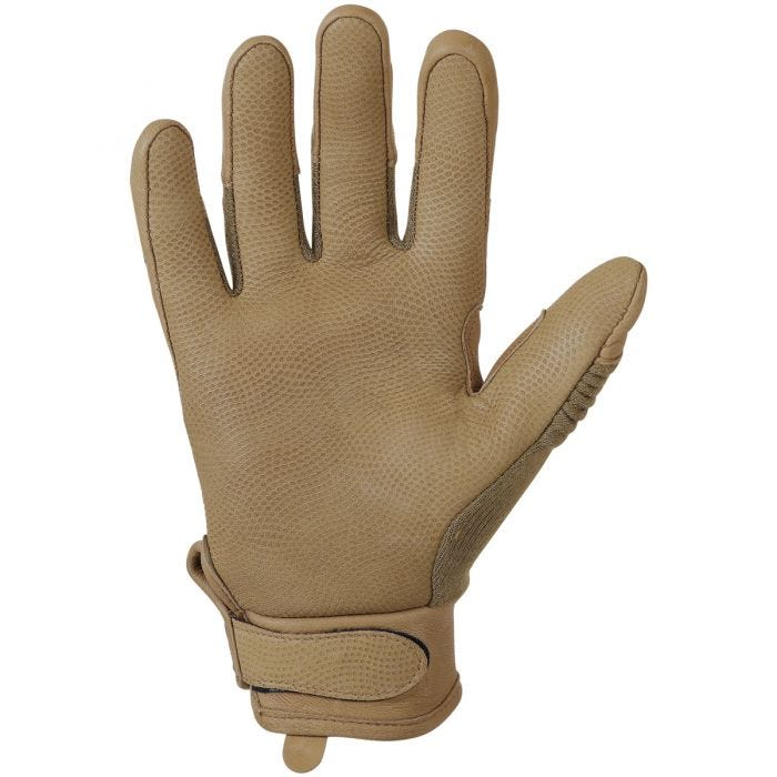 KinetiXx X-Trem Tactical Operations Glove Coyote