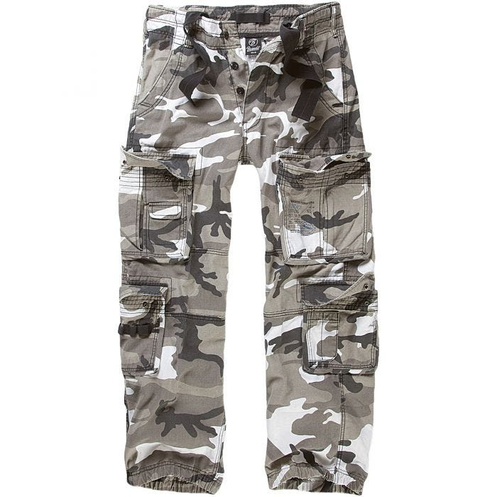 Brandit Pure Vintage Trousers Urban