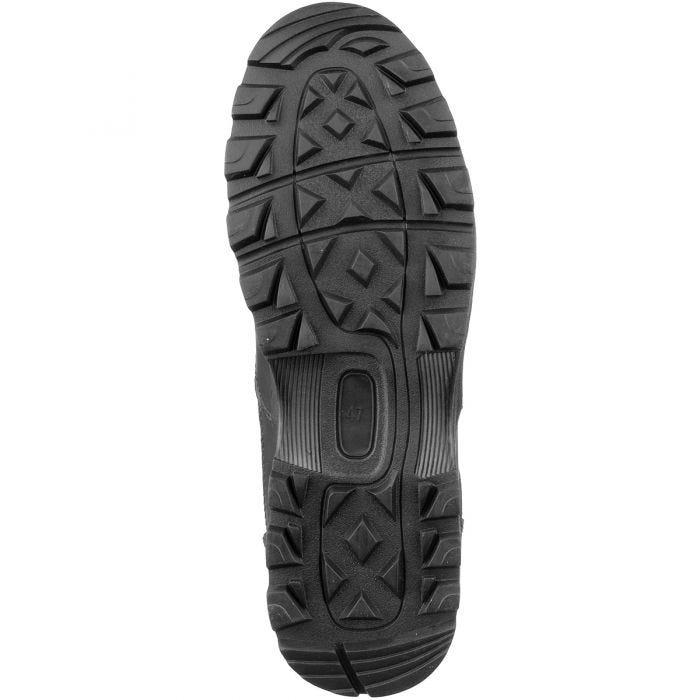 Brandit Tactical Side Zip Boots Black