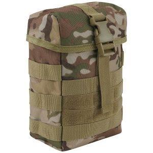 Brandit Fire MOLLE Pouch Tactical Camo
