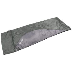 Explorer Traveller Sleeping Bag Grey