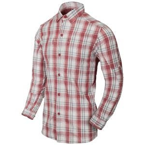 Helikon Trip Shirt Red Plaid
