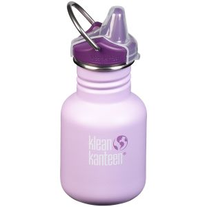 Klean Kanteen Kid Kanteen 355ml Bottle Sippy Cap Sugarplum Fairy