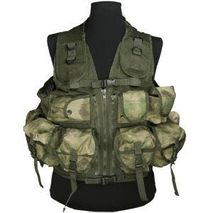 Mil-Tec Ultimate Assault Vest MIL-TACS FG