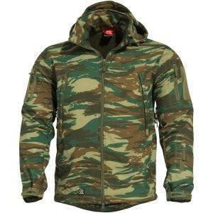 Pentagon Artaxes Softshell Jacket Greek Lizard