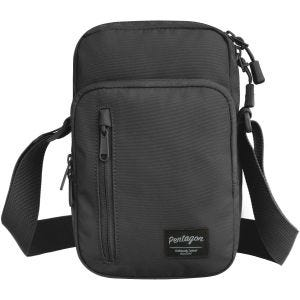 Pentagon Kleos Messenger Bag Black
