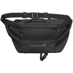 Pentagon Telamon Bag Black